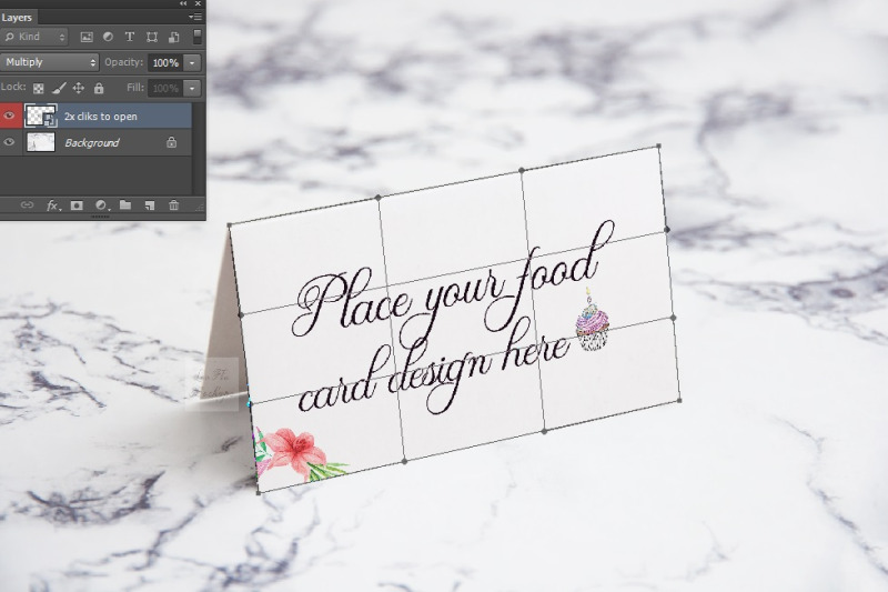 mockup-table-food-guest-tag-tent-card-psd-buffet-mock-up-name-tag