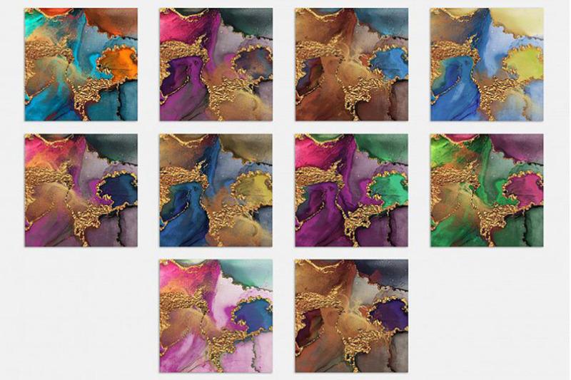 watercolor-gold-textures-nbsp