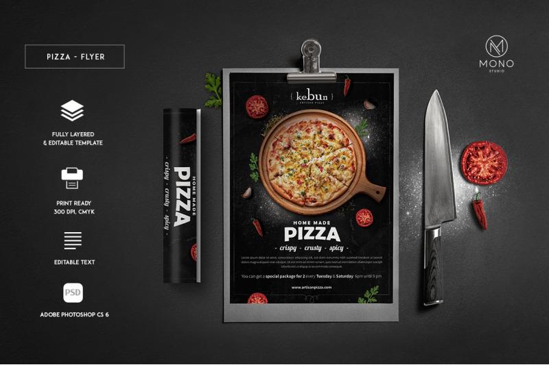rustic-pizza-menu-set