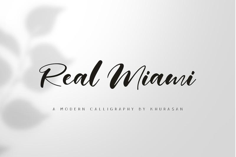 real-miami-script