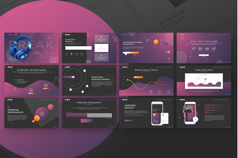 metz-powerpoint-template