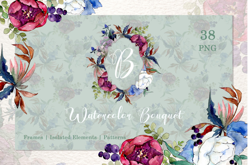 bouquet-flower-biography-watercolor-png