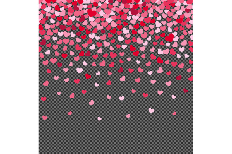 flying-hearth-confetti-isolated-on-transparent-background