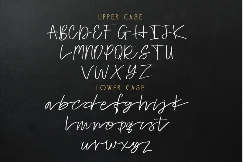 tulisan-script