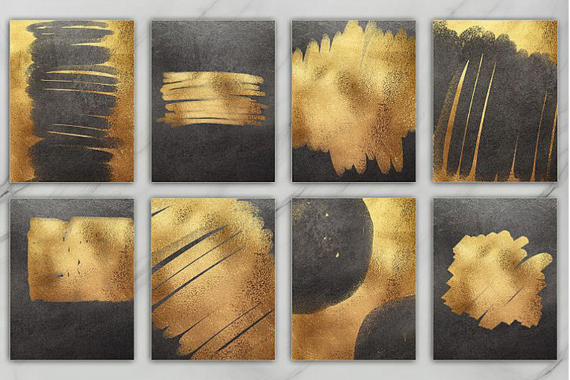 gold-and-black-brush-amp-foil-20-textures