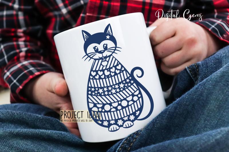 cat-paper-cut-design