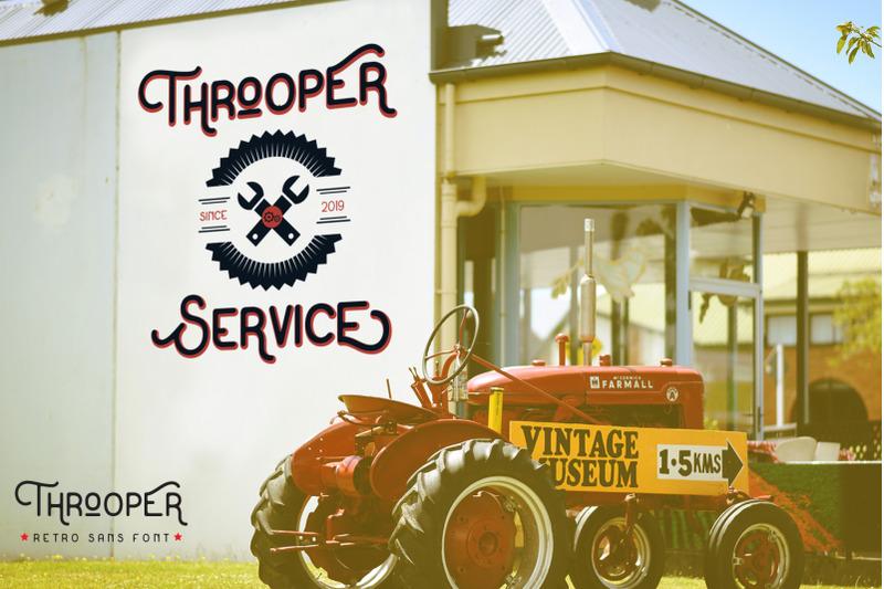 throoper