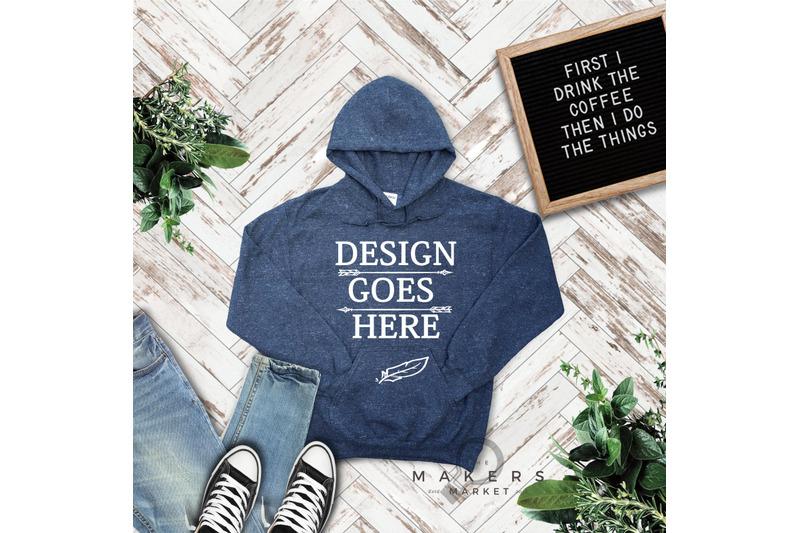 hoodie-mock-up-gildan-18500-sweaters-hooded-sweater-download-hoodie