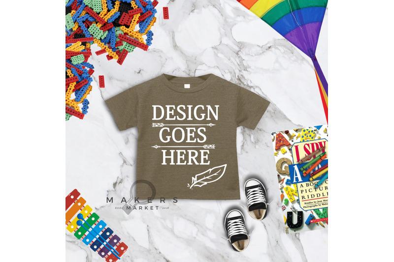 toddler-shirts-mock-up-toddler-tee-mock-ups-bella-canvas-3413t-bel