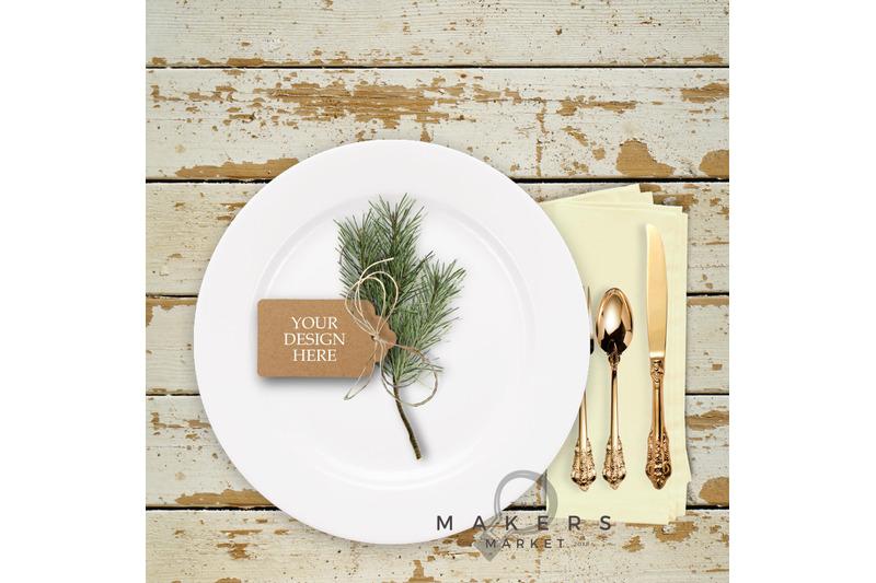 wedding-mockup-place-card-mockup-stock-photo-wedding-name-tag-mocku