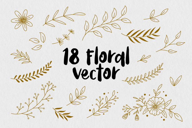 floral-vector-pack