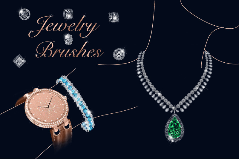 jewelry-dynamic-brushes