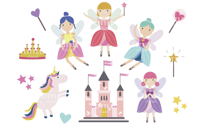 fairy-tale-clipart-cute-little-fairies