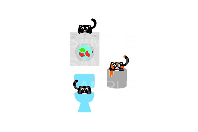 naughty-black-cat-print-and-cut-set