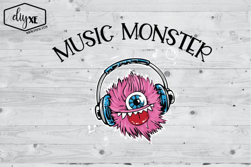 music-monster