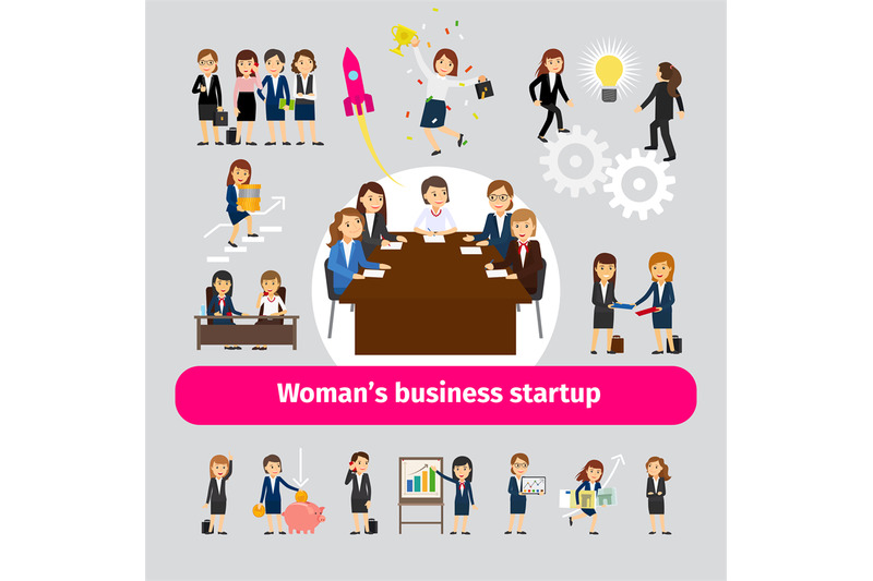 professional-woman-business-networking