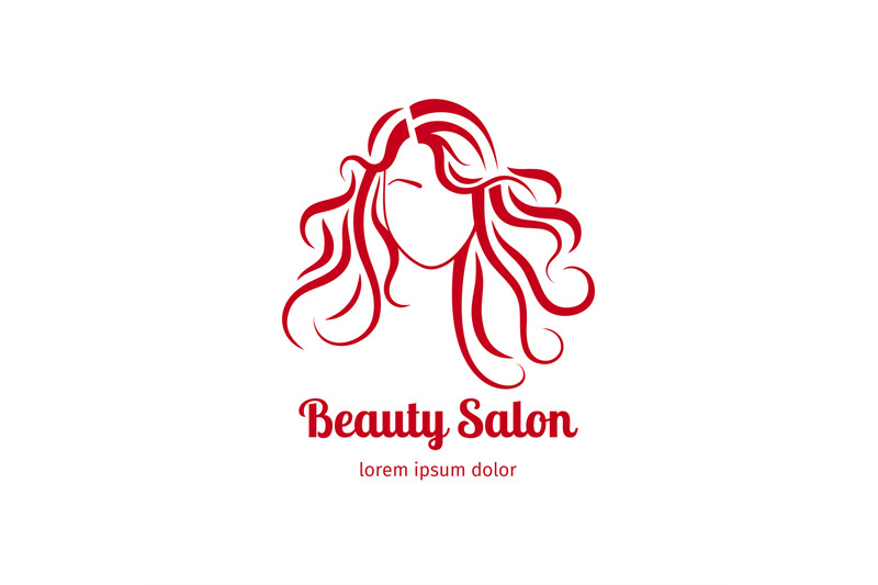 beauty-salon-icon-with-girl