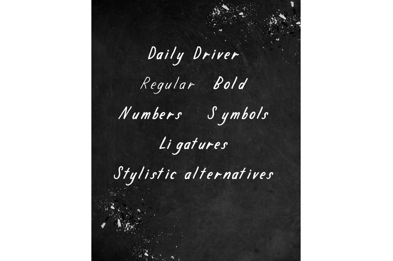 daily-driver