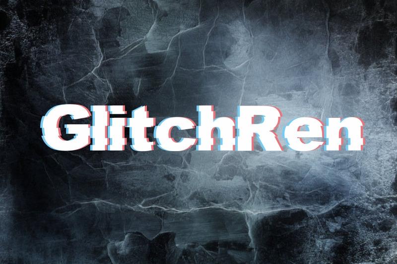 glitchren-regular
