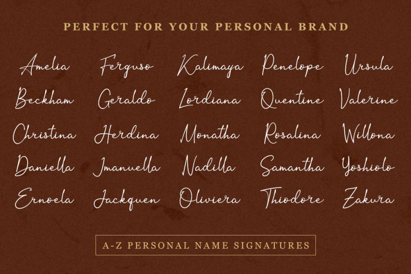 ortisan-signature