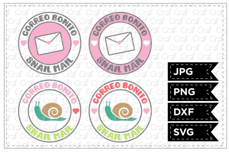 correo-bonito-snail-mail