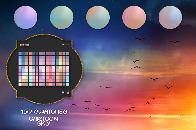 cartoon-sky-swatches