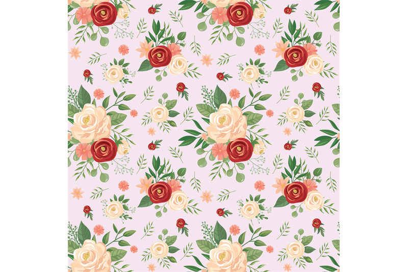 seamless-flowers-pattern-floral-print-rose-flower-buds-and-roses-vec