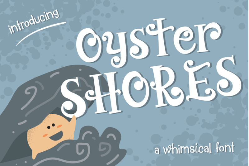 oyster-shores-font