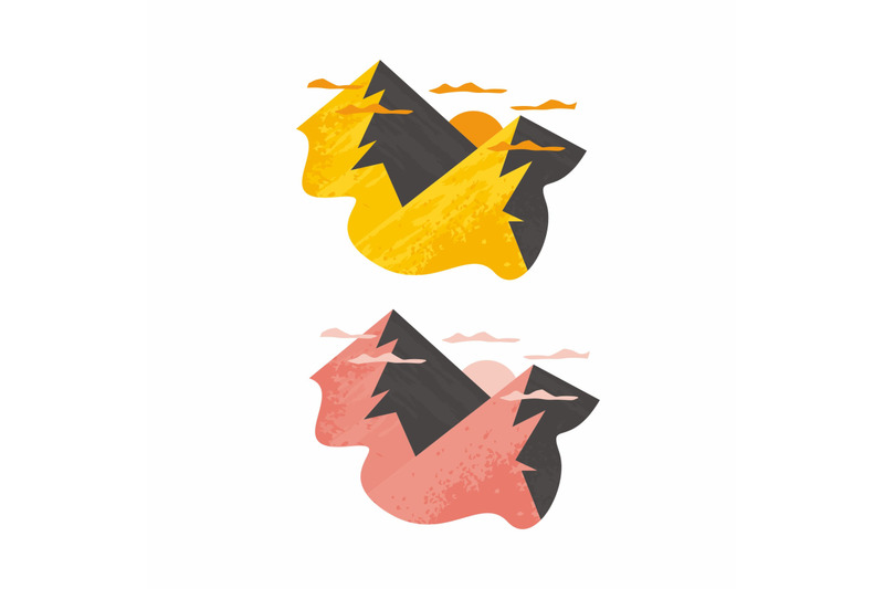 flat-design-about-mountains-are-added