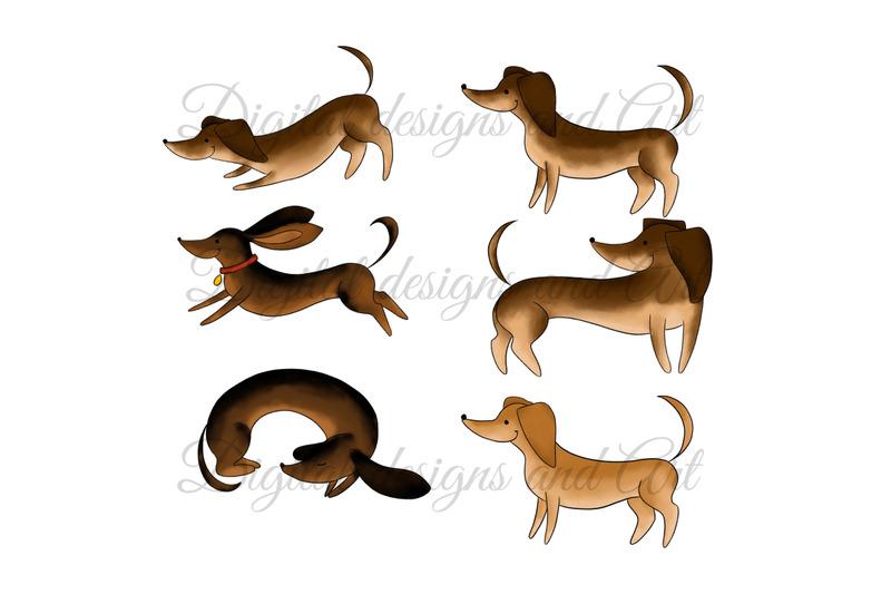 dachshund-clipart