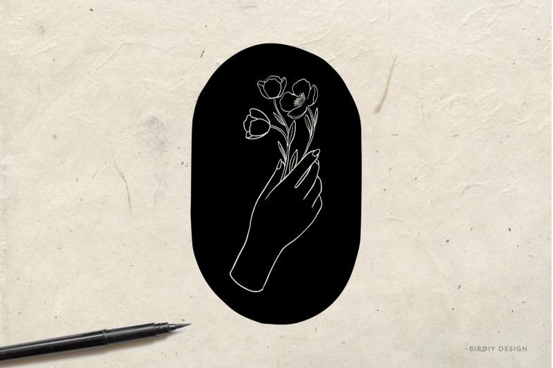 women-039-s-hands-graphics-set