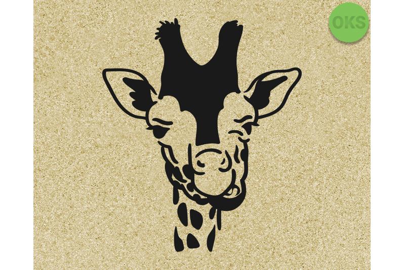 giraffe-face-hand-drawn-vector-eps-logo-icon-crafteroks