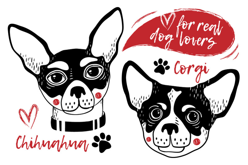 cute-dogs-graphic-pack