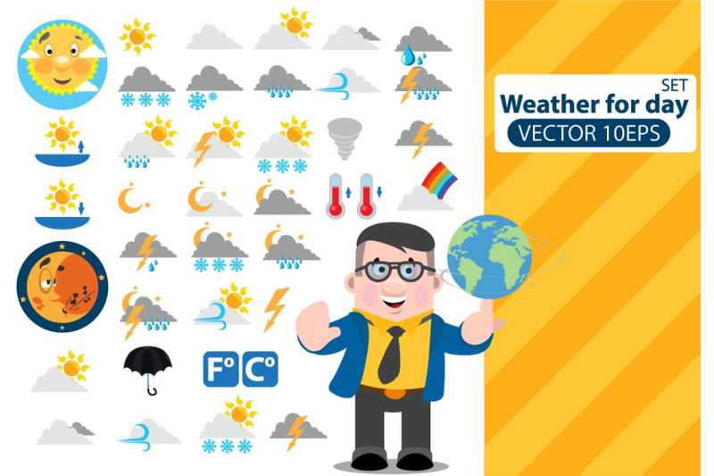 weather-for-day-vector-clipart