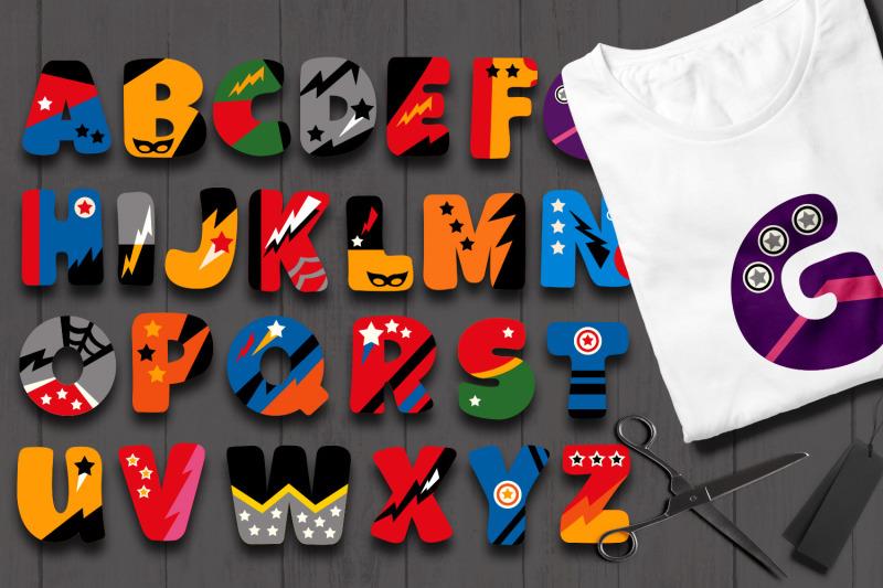 superhero-alphabet-letters