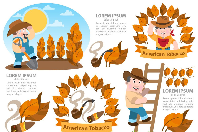 farming-infographics-great-set