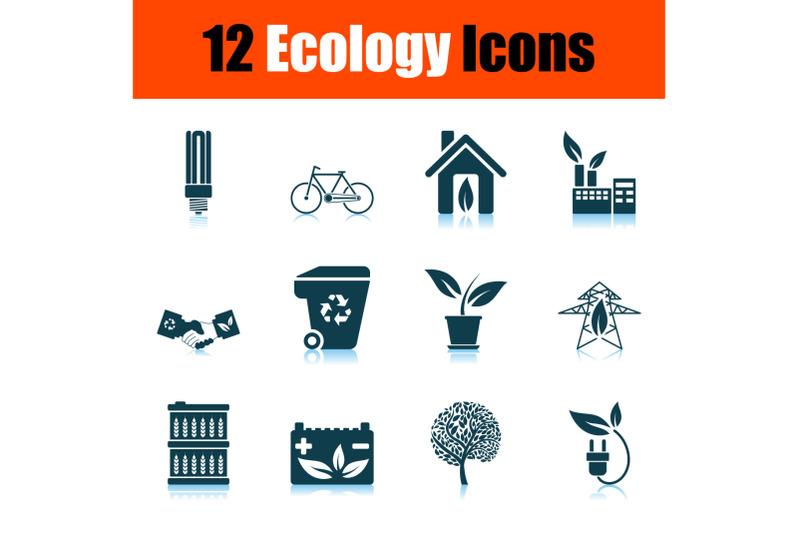 ecology-icon-set