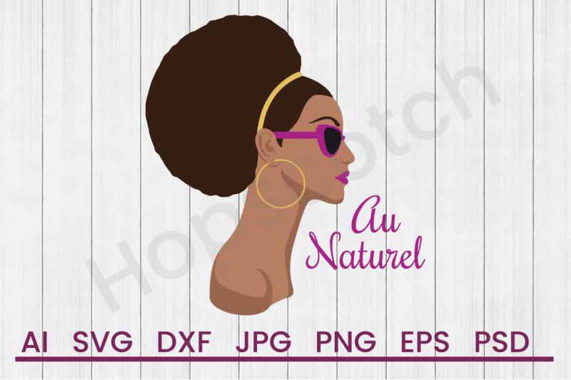au-naturel-svg-file-dxf-file