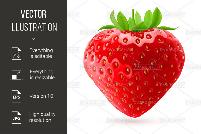 appetizing-strawberry