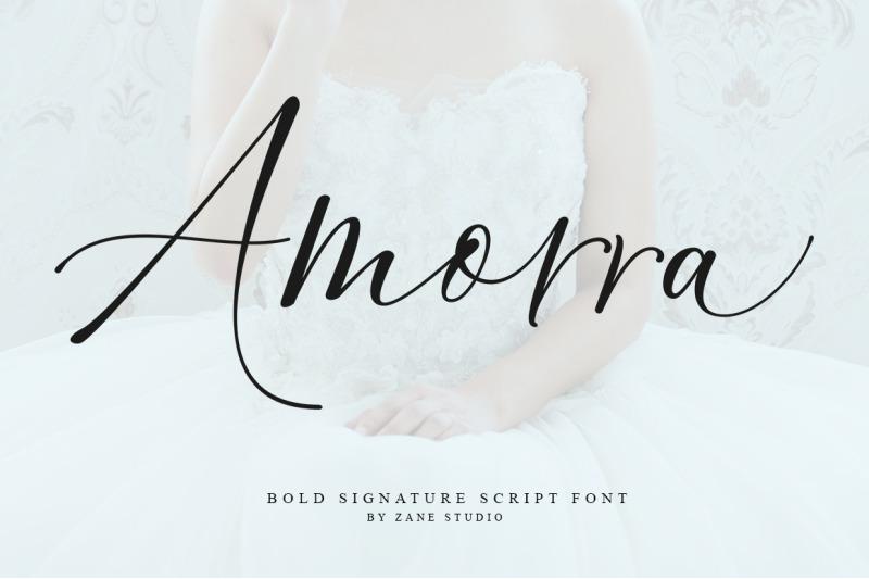 amorra-script