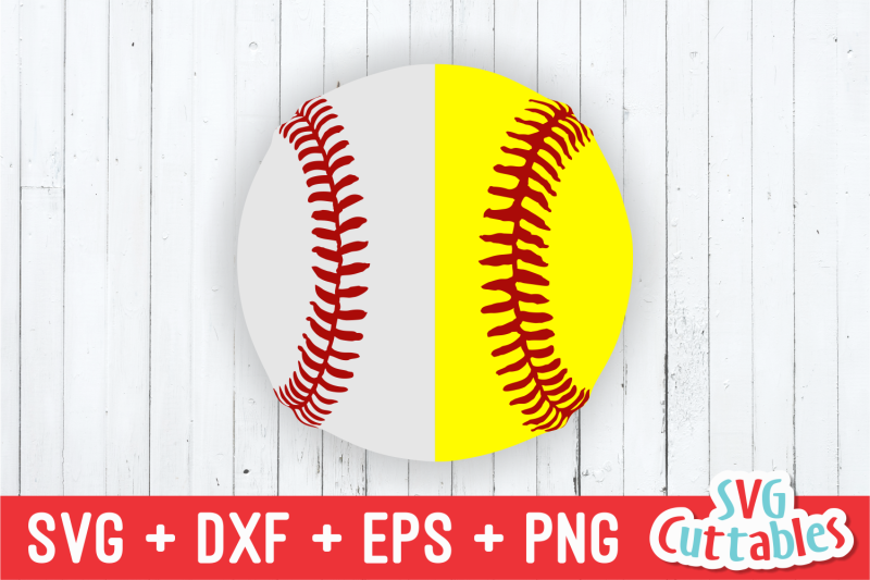 split-baseball-softball-svg-cut-file