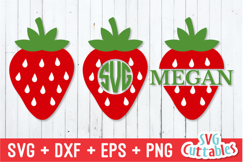 strawberry-monogram-frame-svg-cut-file