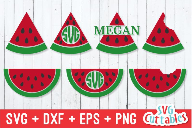 watermelon-monogram-frame-svg-cut-file