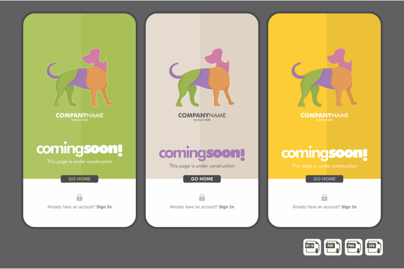 dog-logo-template-design