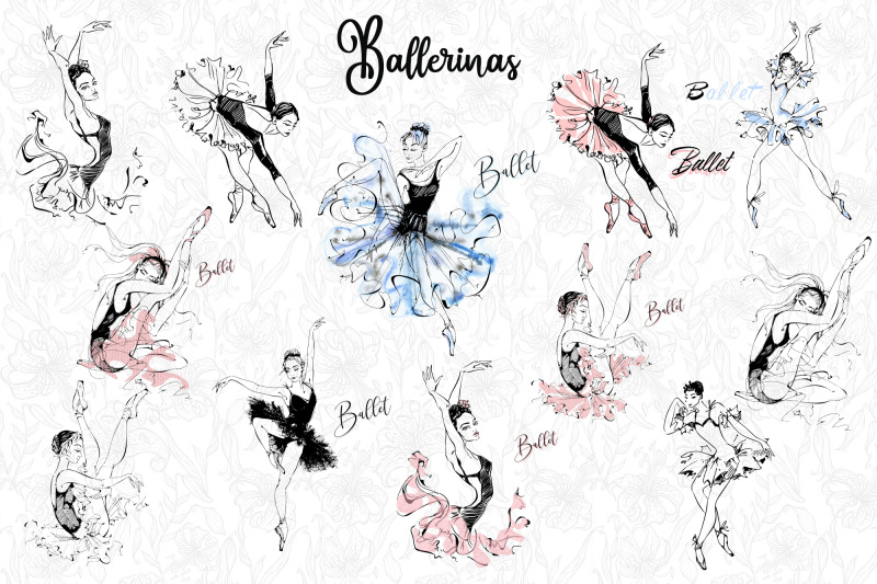 ballet-ballerinas-and-lilies-stylish-graphics-nbsp