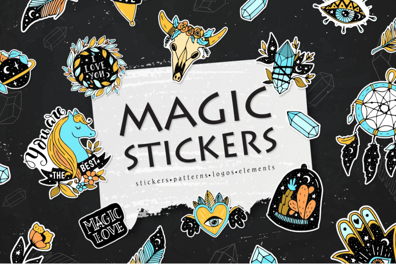 magic-stickers-collection