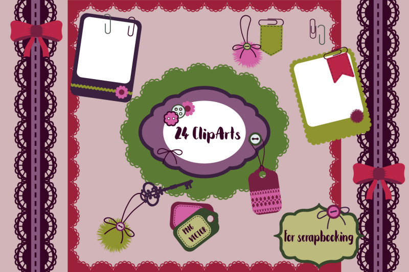 24-cliparts-for-scrapbooking