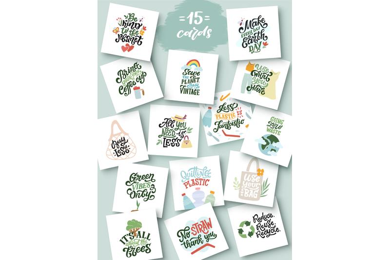 eco-friendly-graphics-set