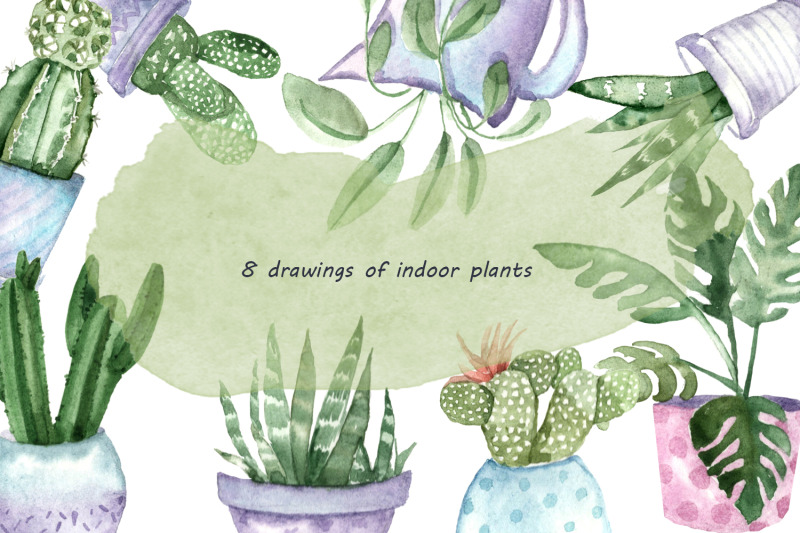potted-cactus-succulent-watercolor