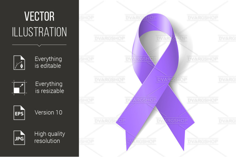 violet-ribbon